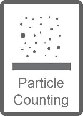 Comptage de particule - Occhio, instruments de laboratoire