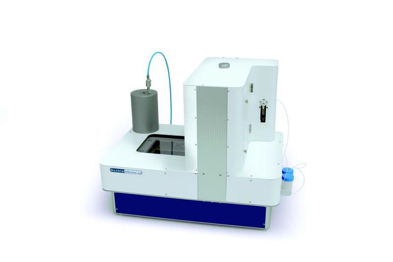 500 NanoXY - Mesure de la taille, de la forme et de la couleur de particules par l'analyse d'image