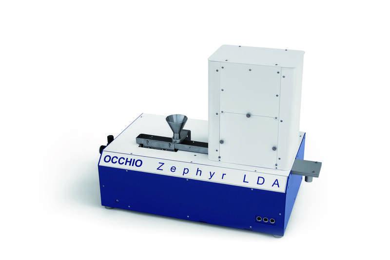 Zephyr LDA - Analyseur de la taille de particules