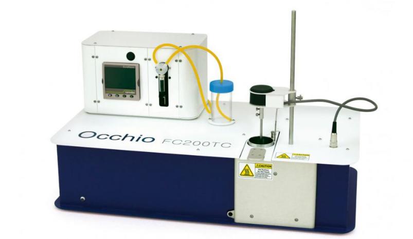 FC200TC - Comptage de particules et contrôle de température