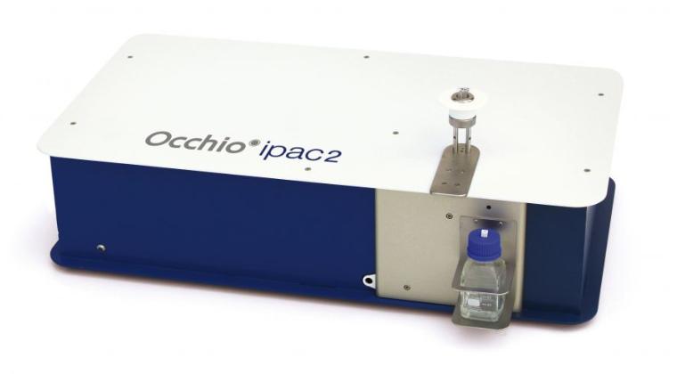 Ipac 2 - Mesure de la taille et comptage de particules avec Occhio