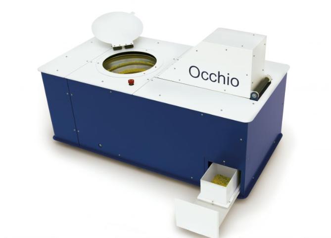 Morpho 3D - Mesure de la taille, de la forme et de la couleur de particules par l'analyse d'image avec la mesure précise de la troisième dimension