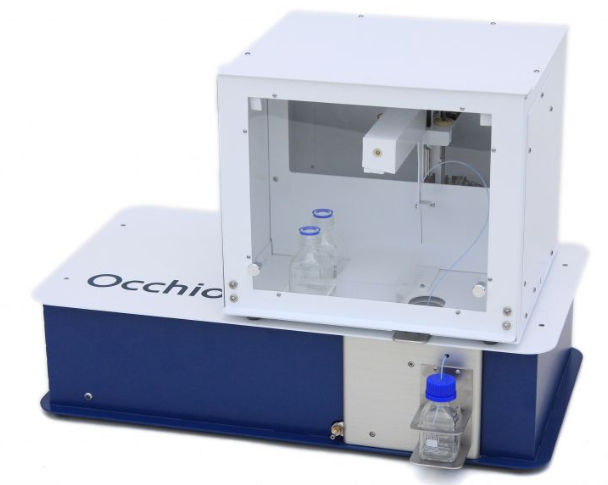Ipac 2 with automated dispensing robot